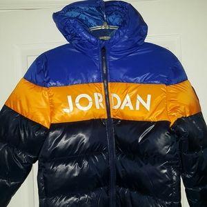JORDAN PUFFER COAT